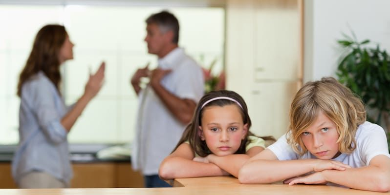 Divorce and Children Knowing the Impact of Divorce