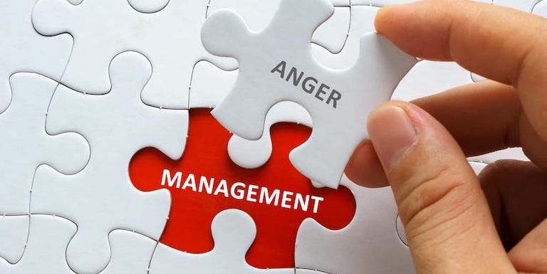 Helpful Tips for Anger Management