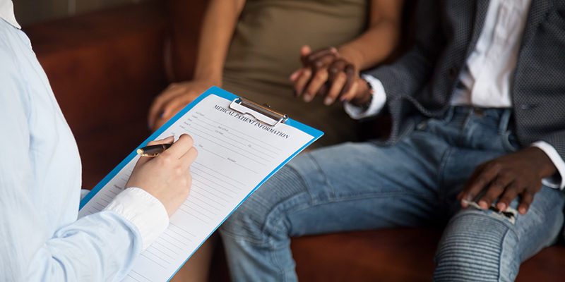 Signs That You Might Need Marriage Counseling