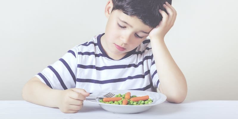 How to Recognize if Your Child Has an Eating Disorder