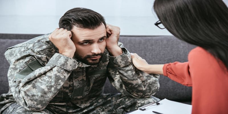 A Guide to PTSD in Military Veterans