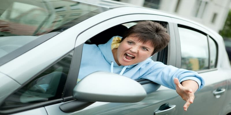 How to prevent road rage